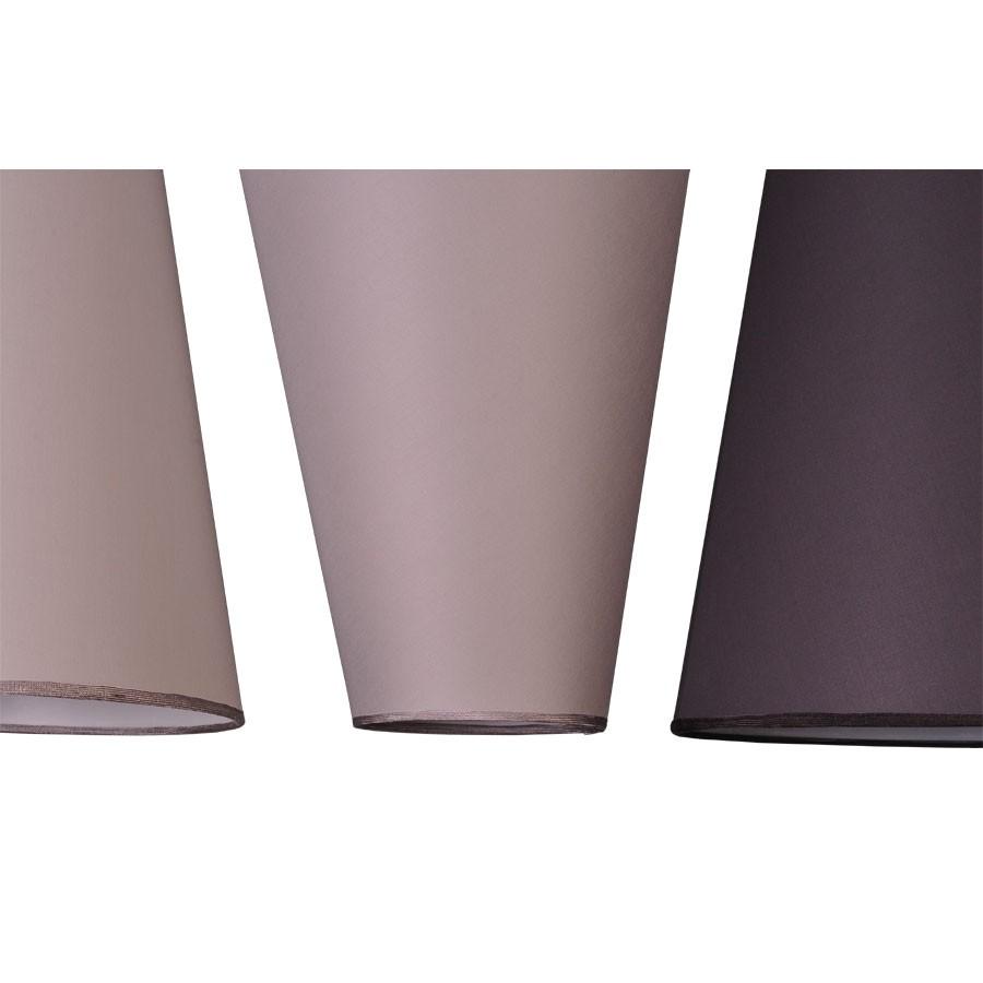 abat jour conique invers clairage de la cuisine. Black Bedroom Furniture Sets. Home Design Ideas